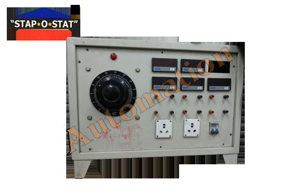 ac dc control panel