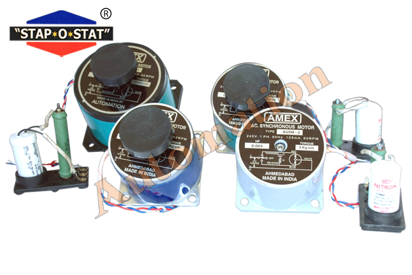 Ac synchronous motor manufacturer ahmedabad for Ac synchronous motor manufacturers